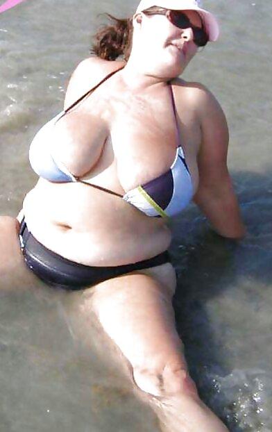 bikini Chubby girls in