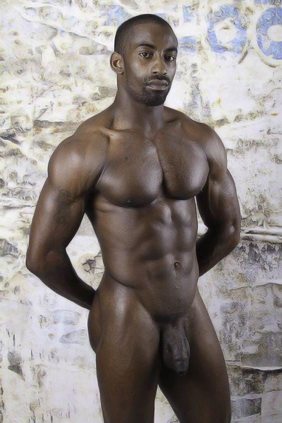 Black naked hunks