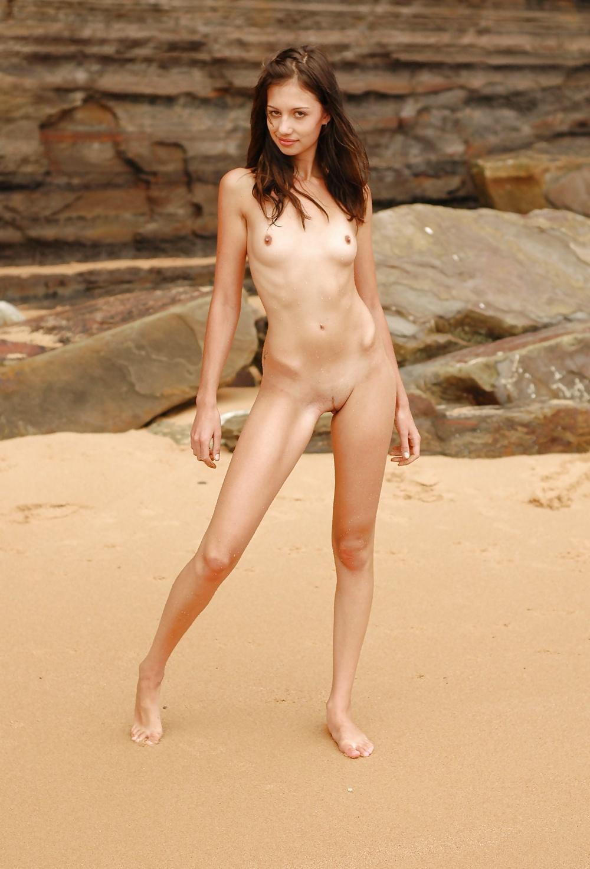 Tall skinny naked girls