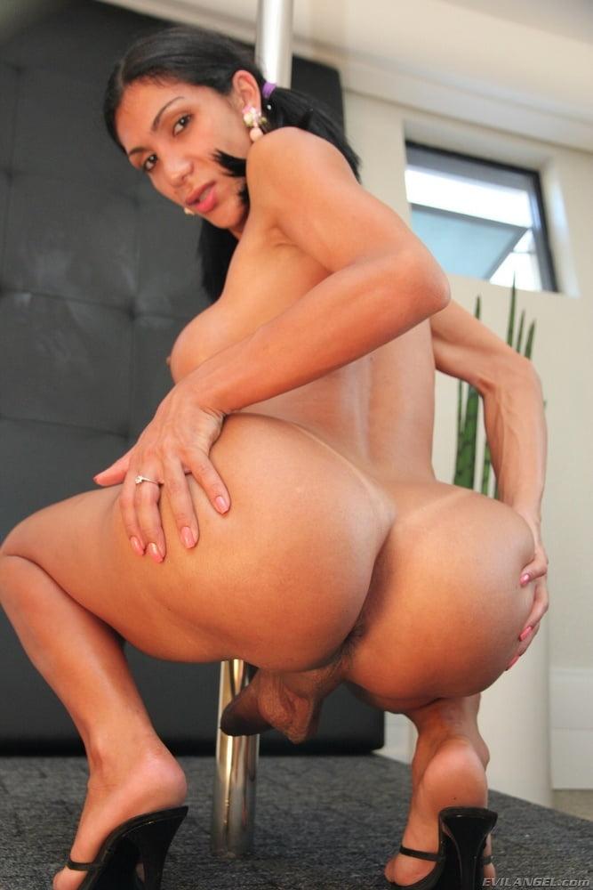Sex with Sabrina Suzuki - tranny superstar 2