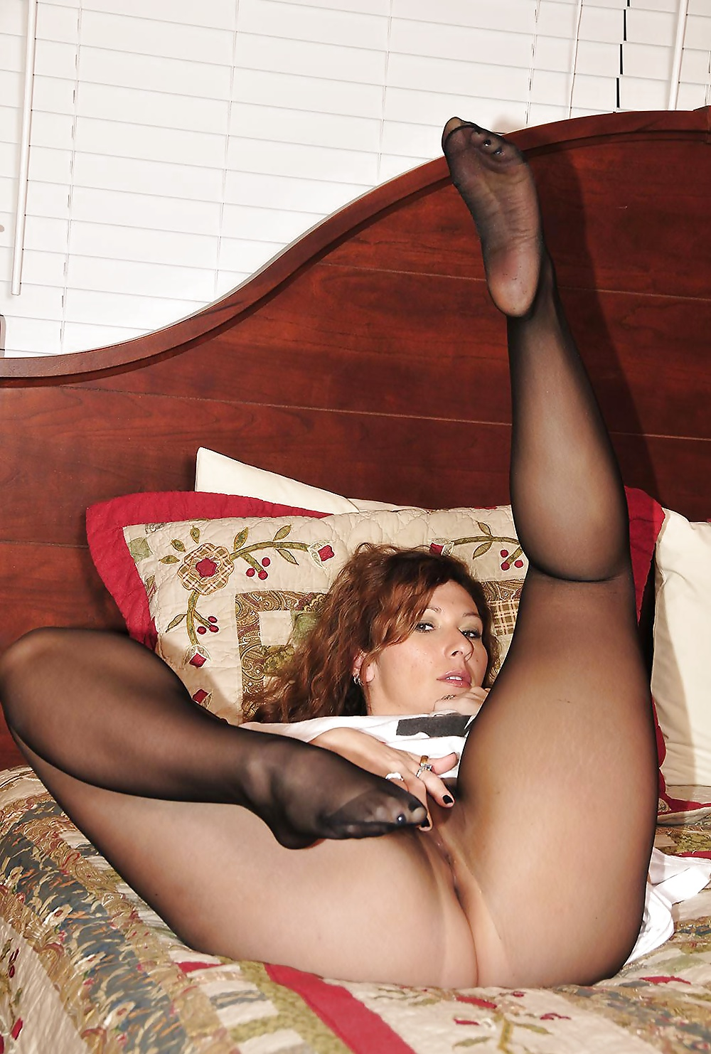 Your pleasure hot pantyhose porn — pic 12
