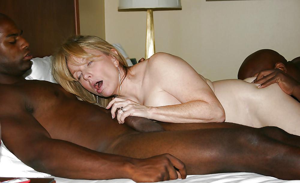 Black and mature sex