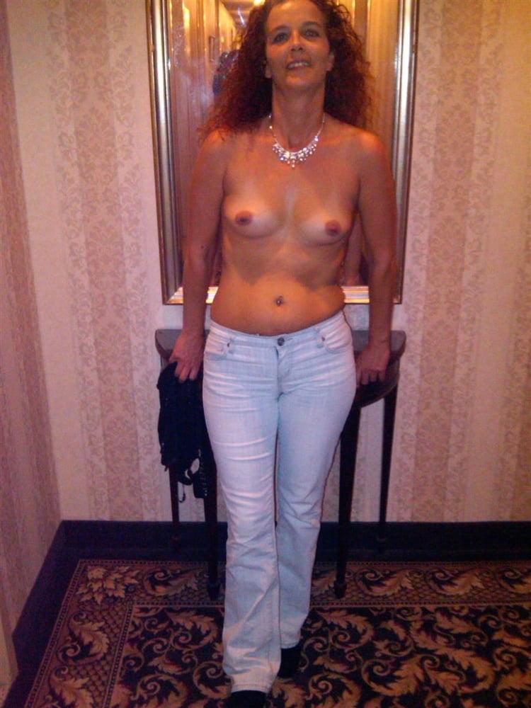 Mature nude tan lines-9579