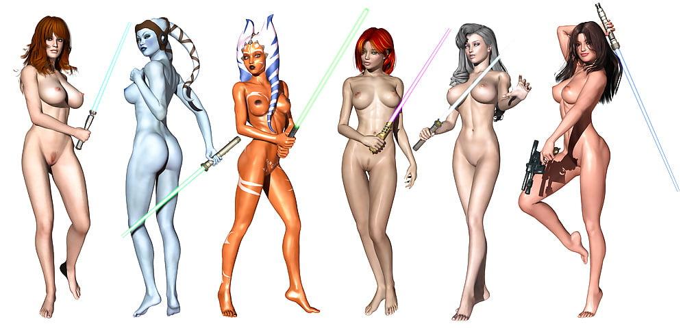 Erotic Star Wars Cosplay