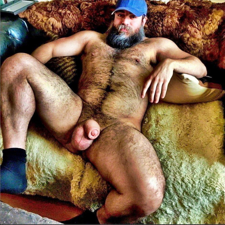Naked Hairy Men Tumblr