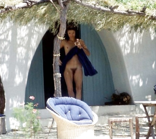 Jackie kennedy nude