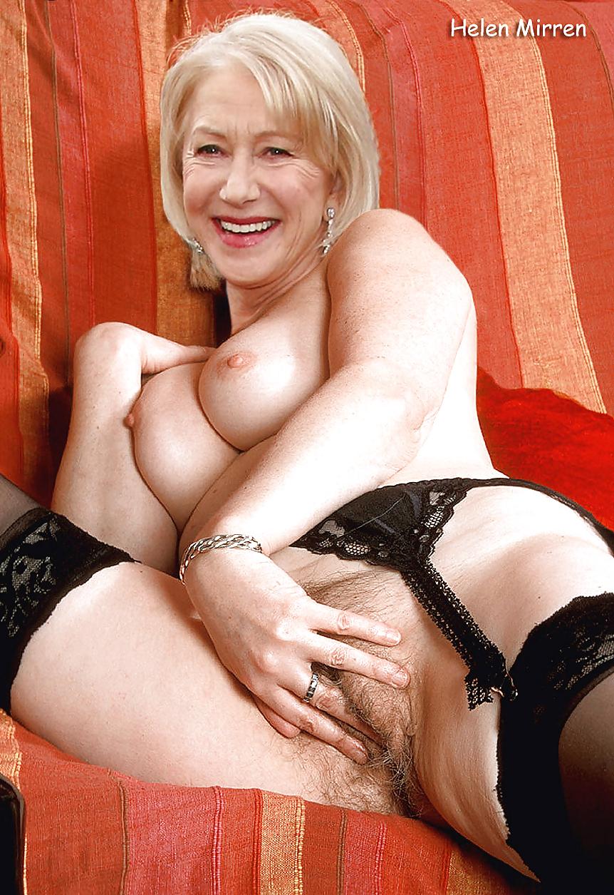 Helen mirren mature see through