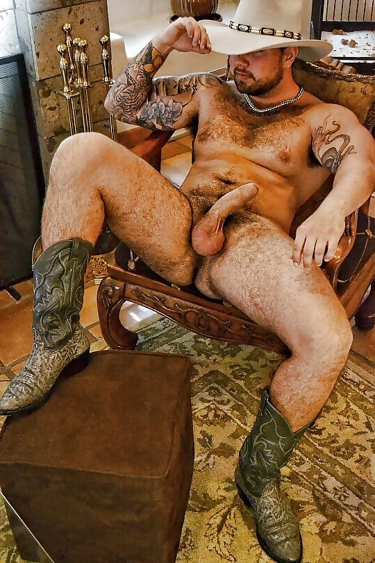 Straight Redneck Smokes While Stroking His Big Hard Cock Twink Lust