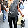 Paris Hilton Braless Pokies Candids