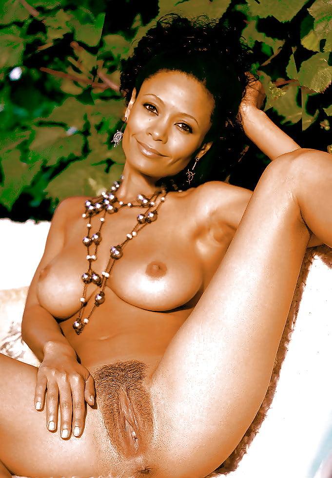 Free Naked Photo Thandie Newton