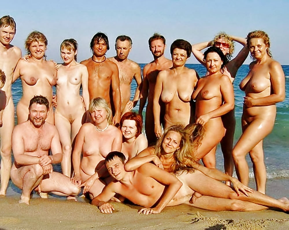 Naked Male People