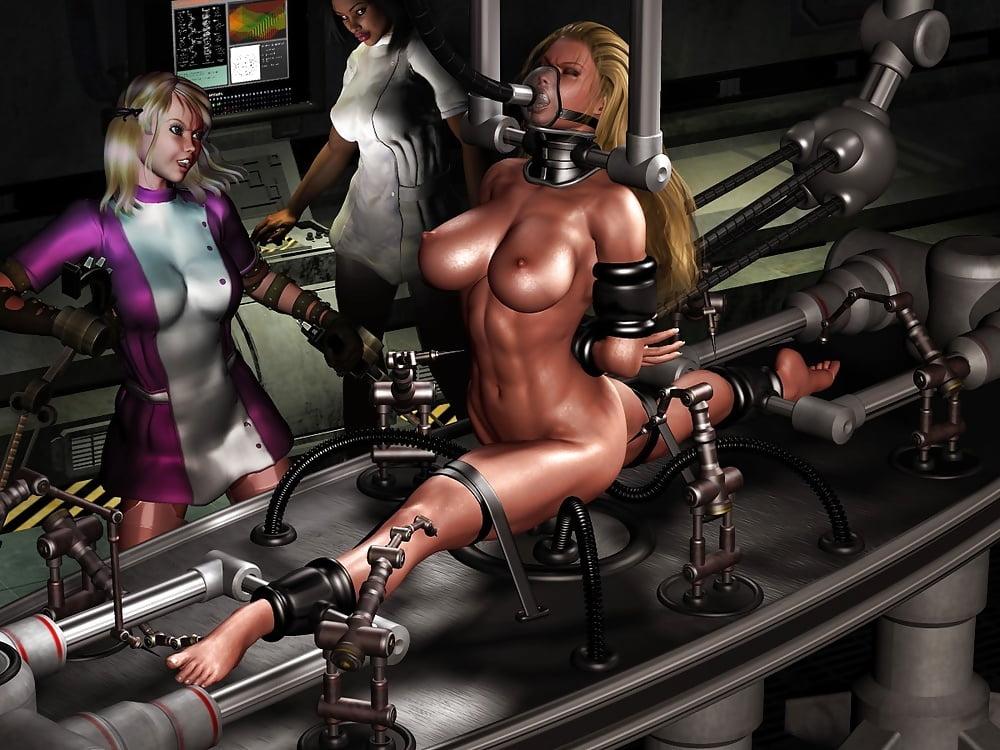 Science fiction fantasy porn