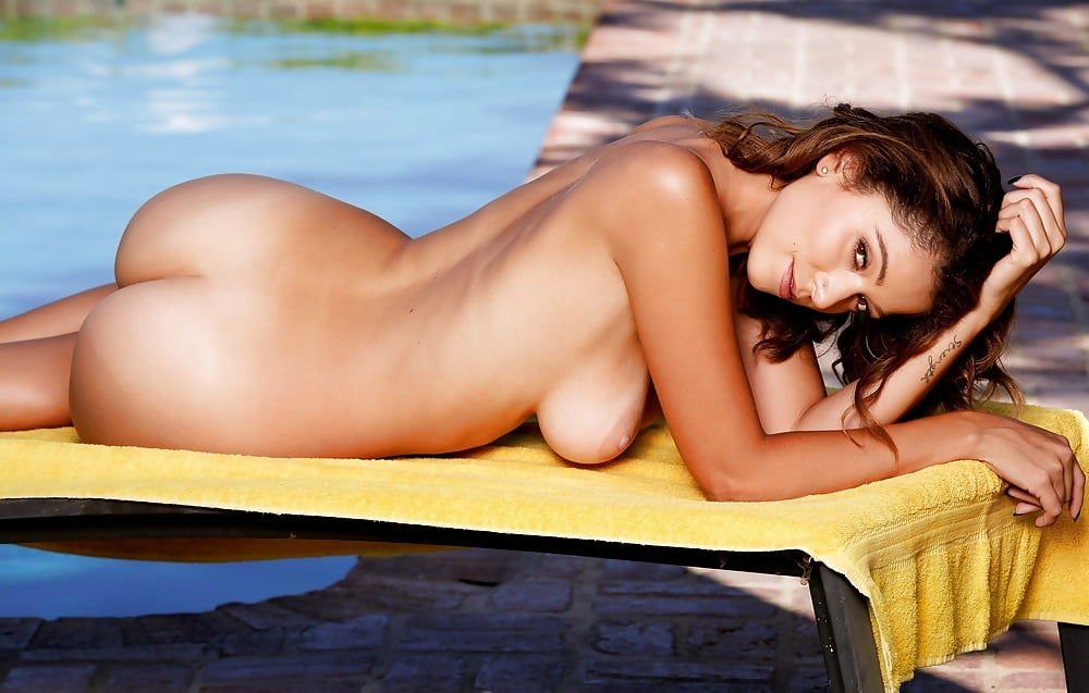 Young Tatyana Ali Nude