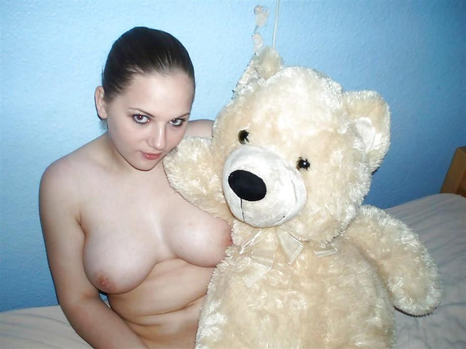 Картинки голое порно с мягкими игрушками — pic 4