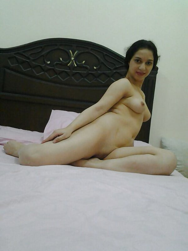 Russian Slut Allowed To Touch Her Pussy To Arab