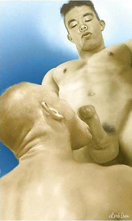 art historical ertic Gay