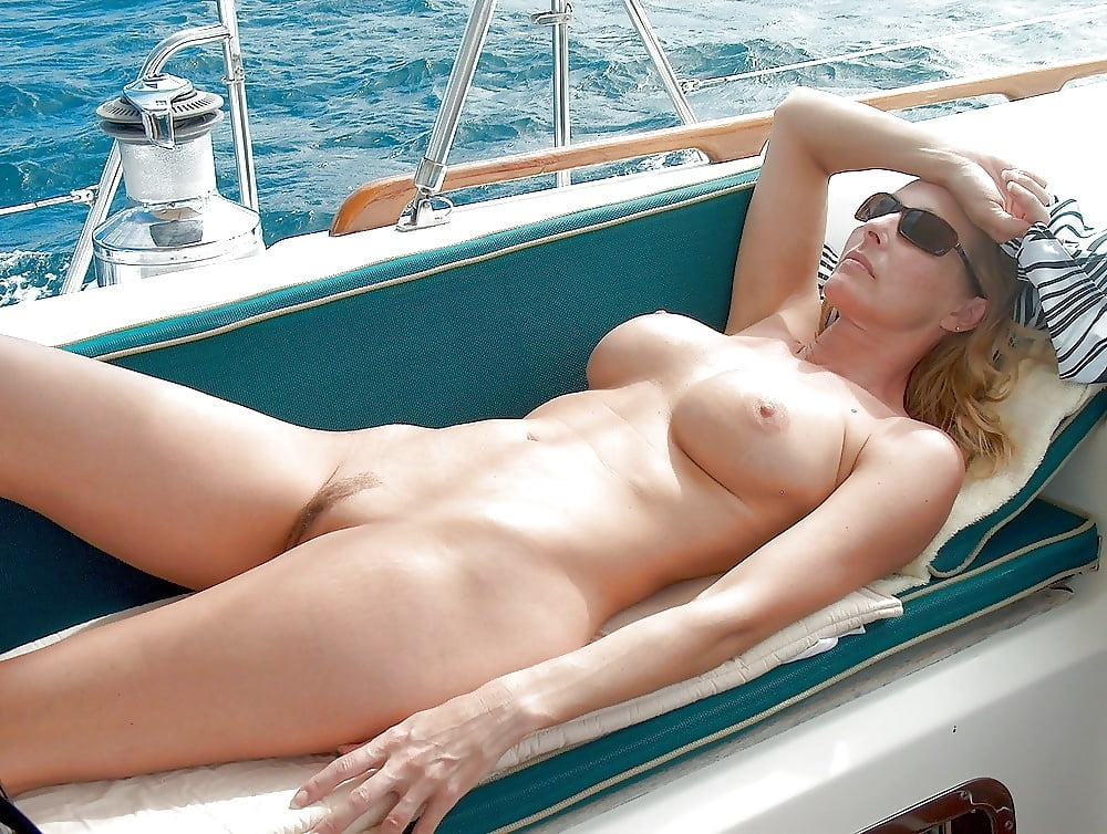 Women and boats