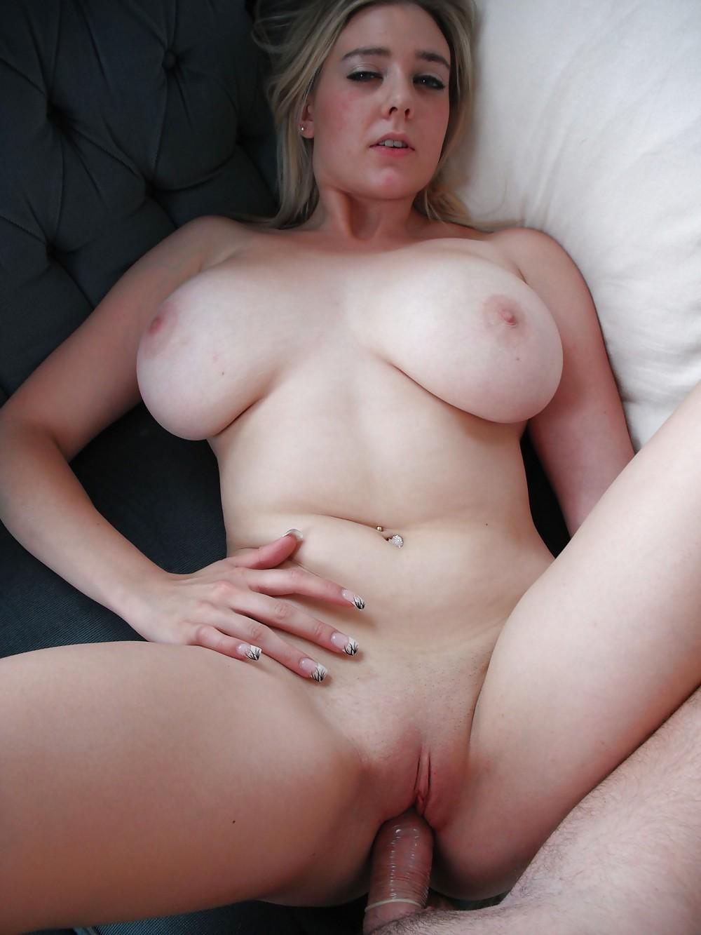 домашнее порно с пышногрудой - 10