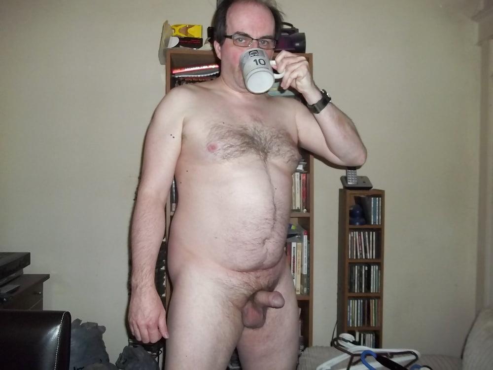 Naked nerdy guys