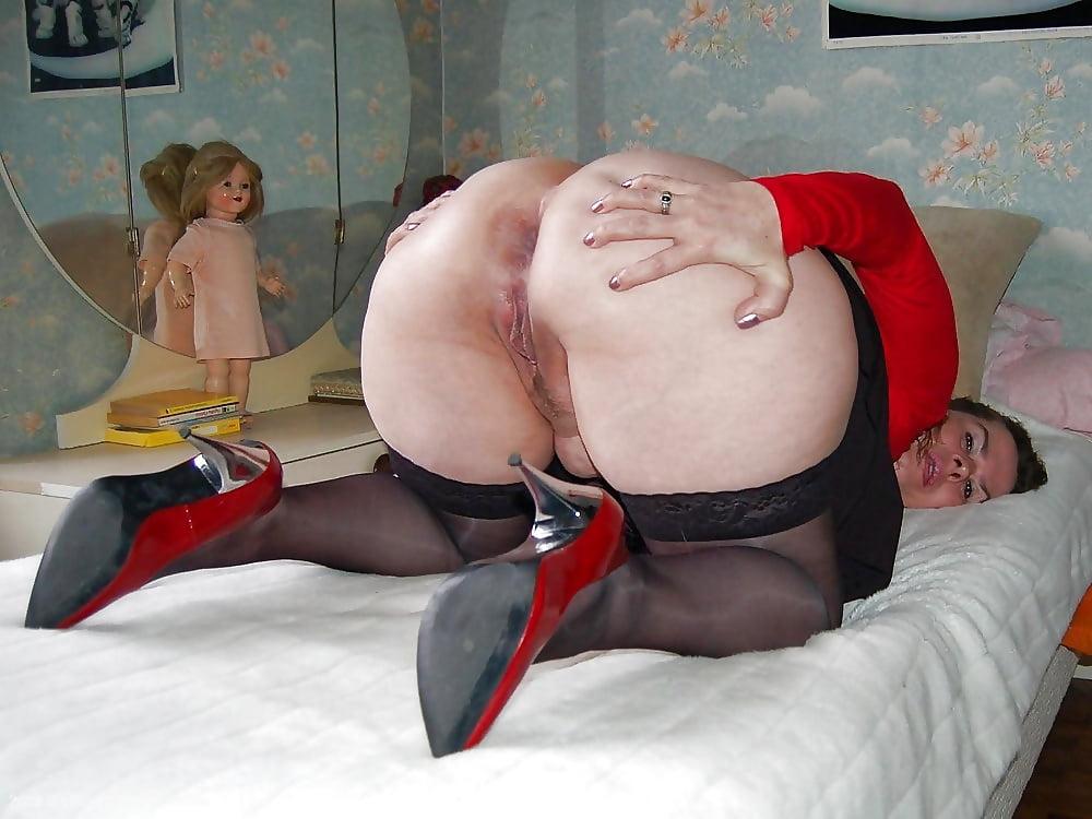 фото порно зрелые толстые жопы - 5