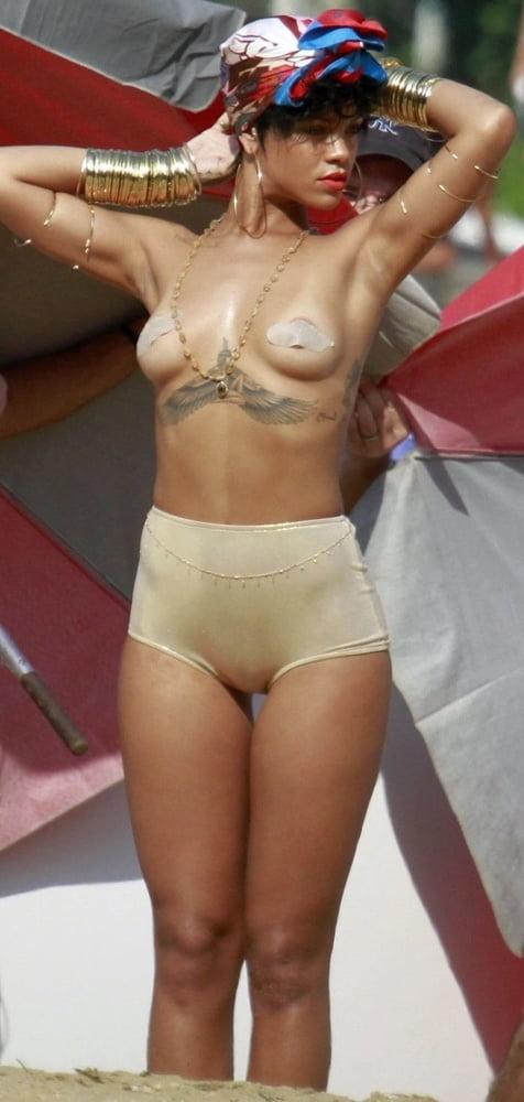 Rihanna nude reel pics carnaval — img 13