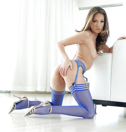 Think, Fucking in blue stockings