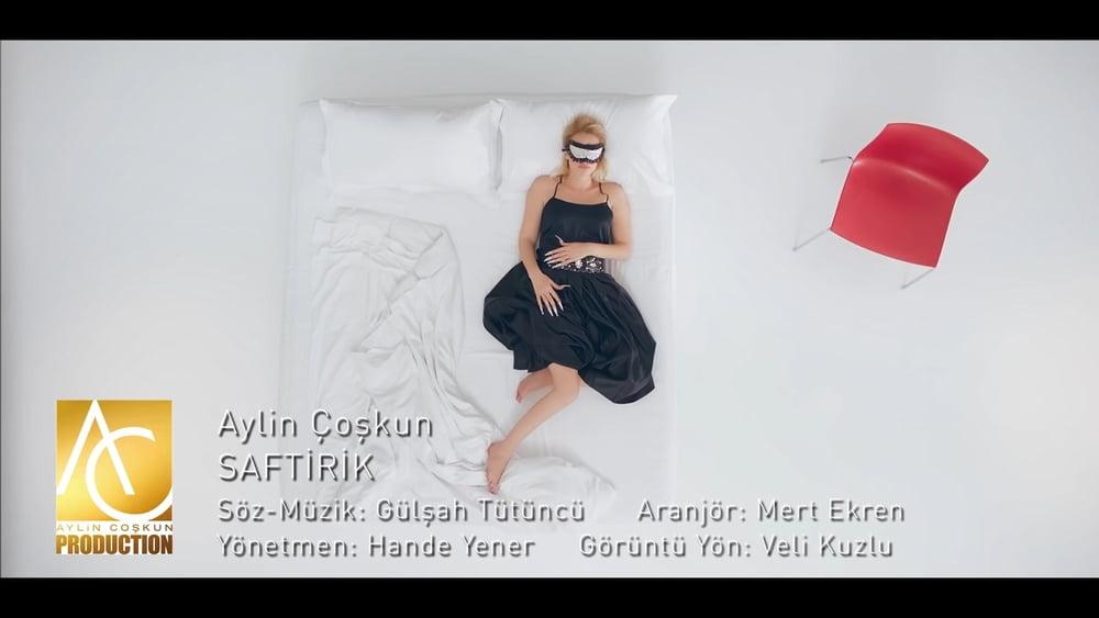 Aylin Coskun - Saftirik (2015)