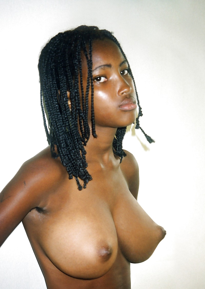 Nude african women with great butts and big nipples
