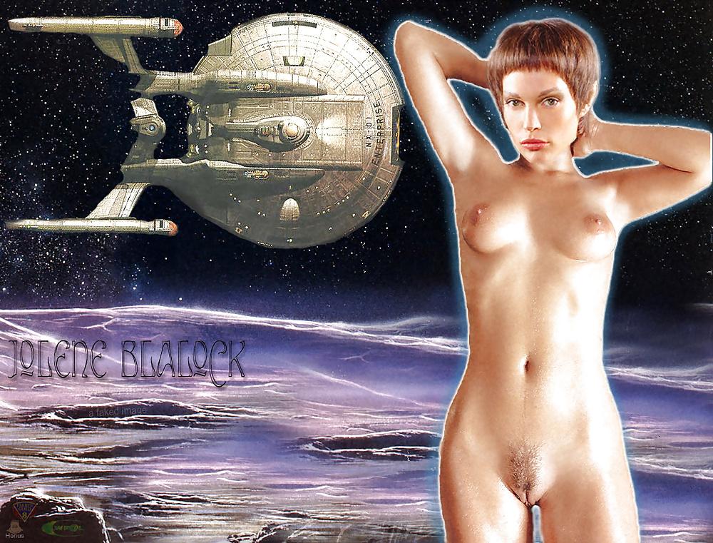 Star Trek Celebrity Nude Pics