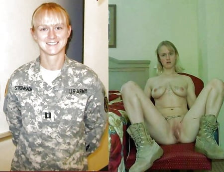 Military female nudes