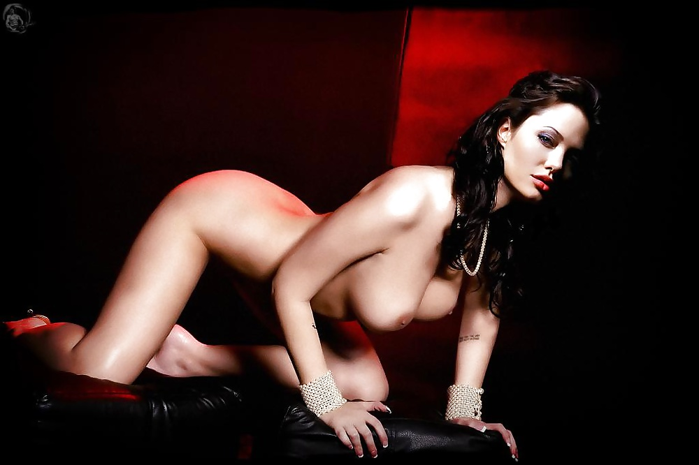 Angelina Jolie Hot Sexy Bikini, Lingerie Images Photos Wallpapers