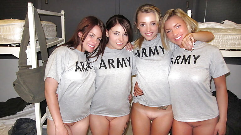 Naked south naked us army girls