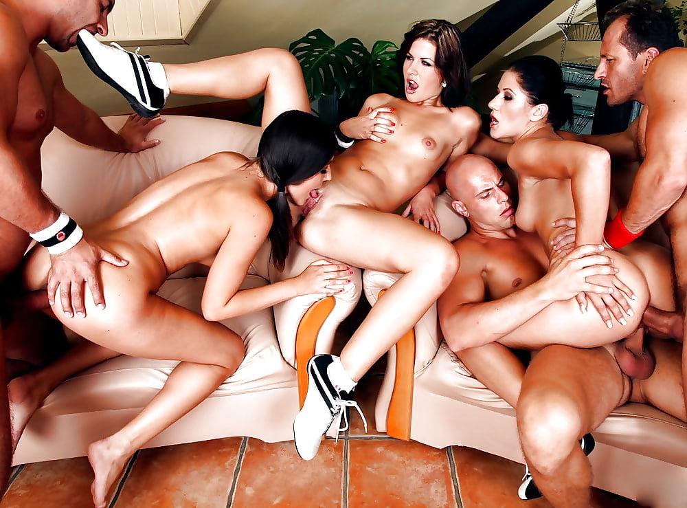 College lesbian shower orgy