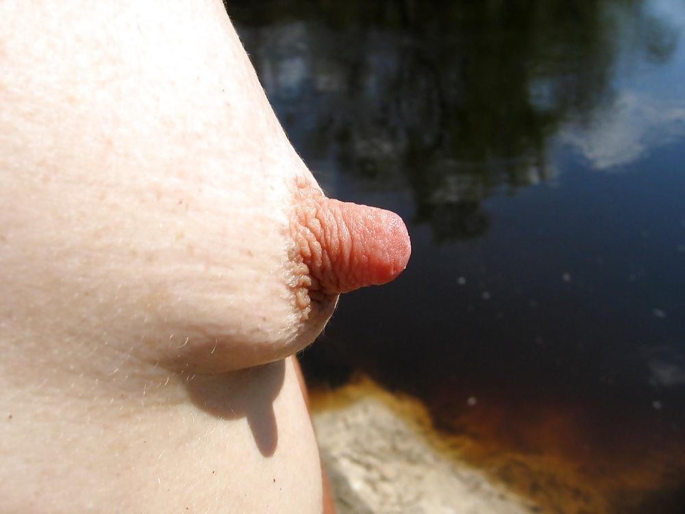 Puffy nipples sex, long erect nipple porn pics