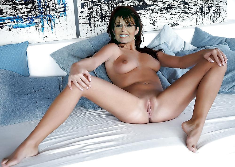 Sarah palin fake nude captions