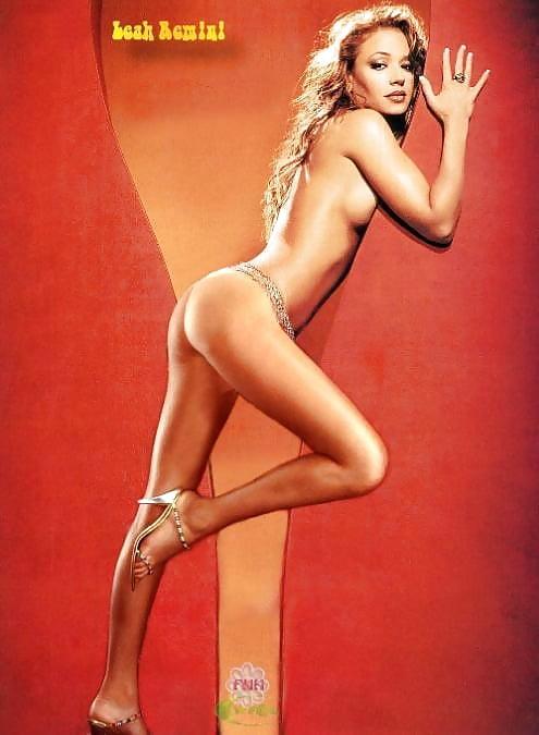 Sexy photos of leah remini, famas nude