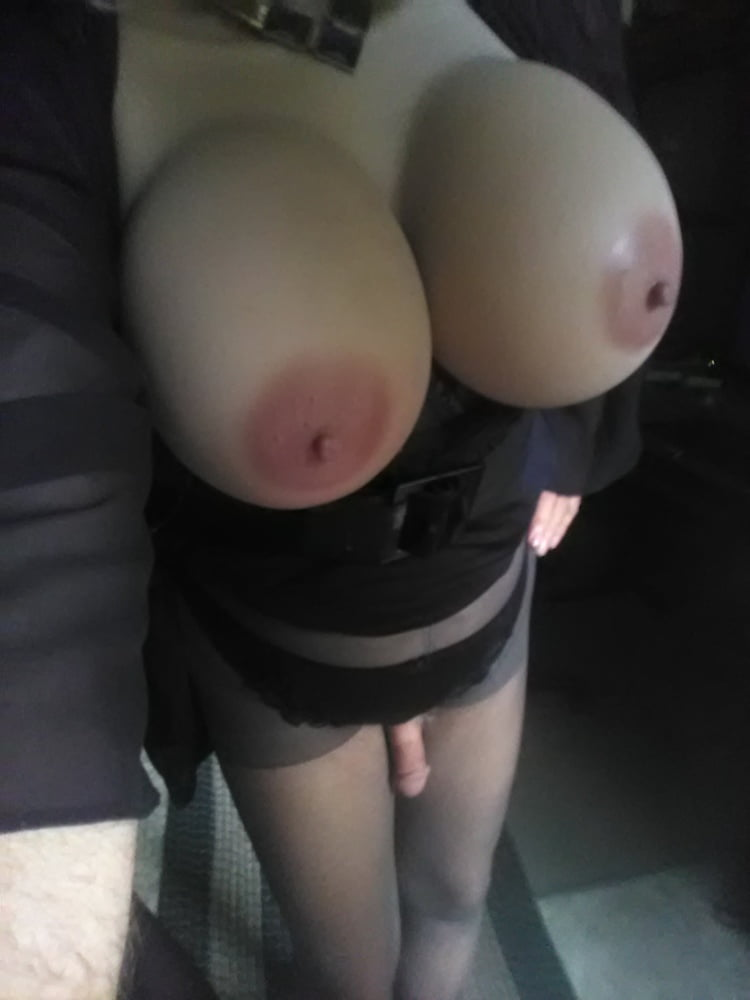 Love to dress up with my big boobs