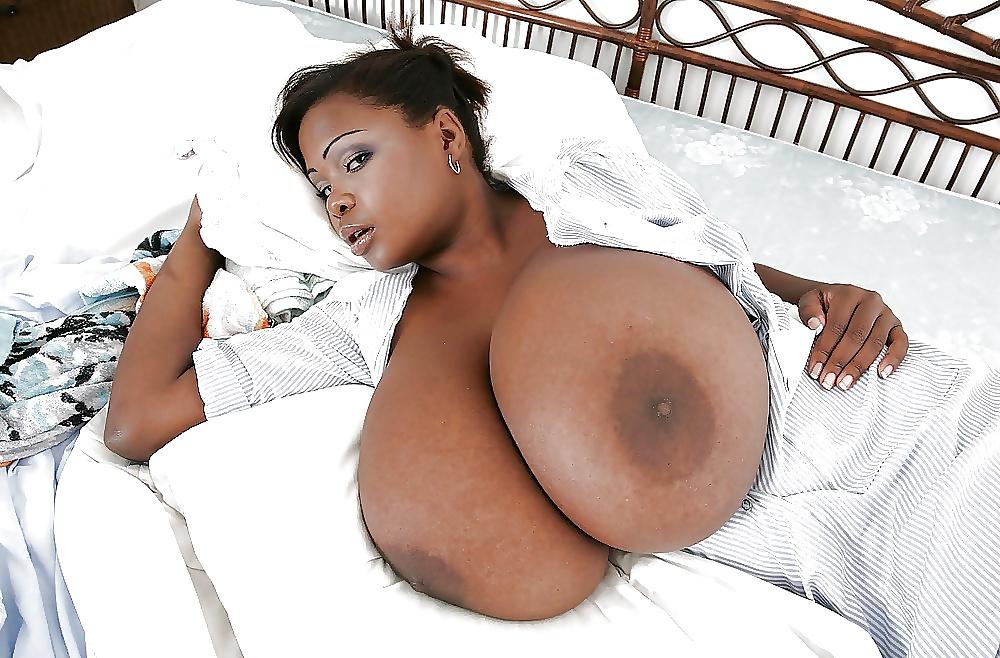 Mega Black Tits