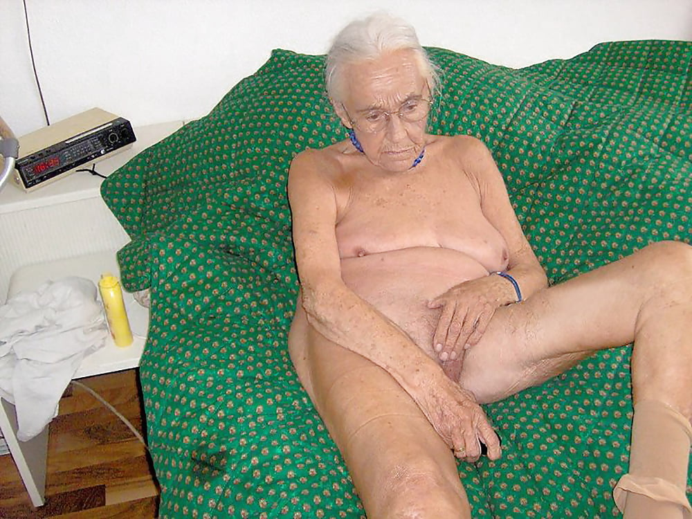 Alte Oma Geil