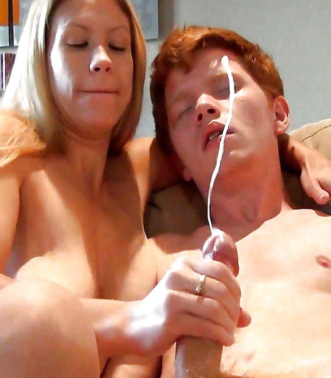 Boys cumming in young girls