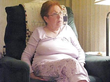 Watching granny