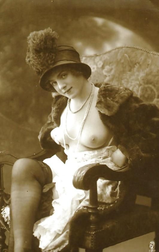 Vintage risque victorian edwardian erotica