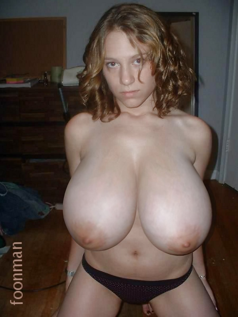 Mega Huge Boobs