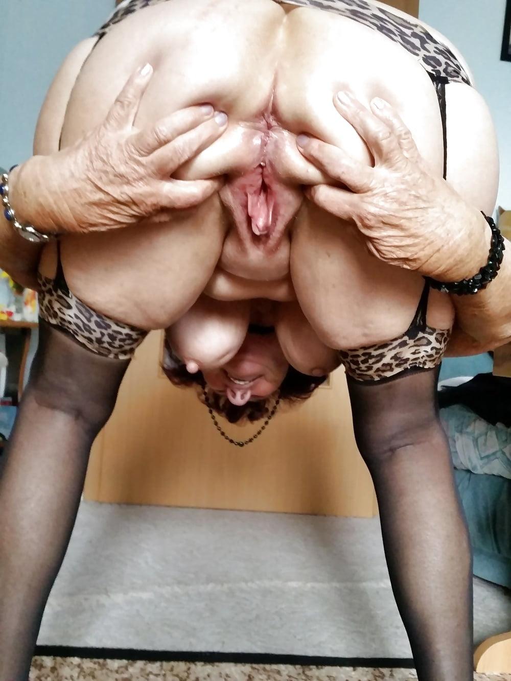 Erotik Oma