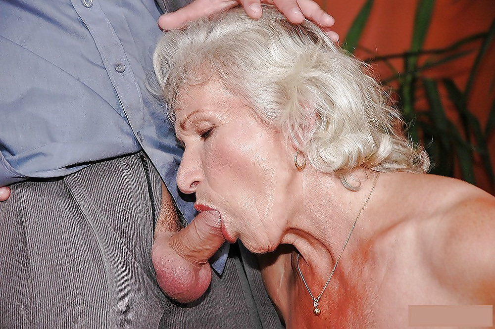 Video grandma give blowjob, dat gap nude