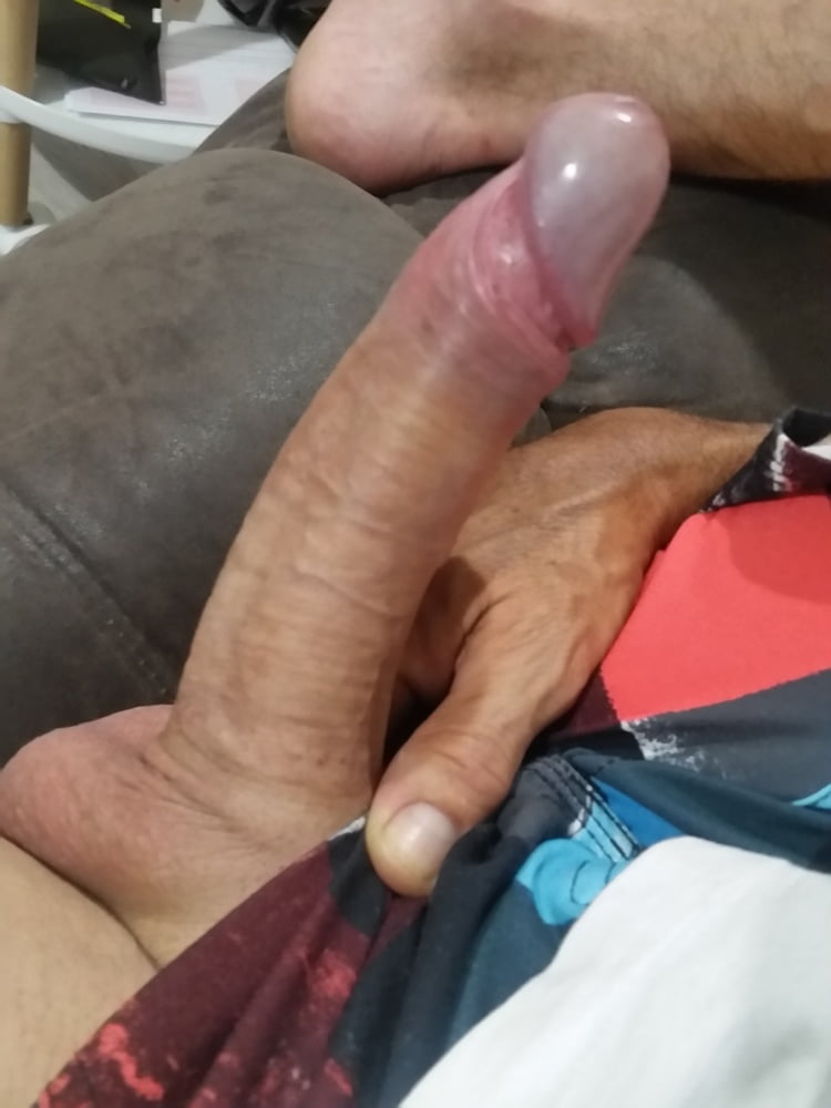 Cock on cock action