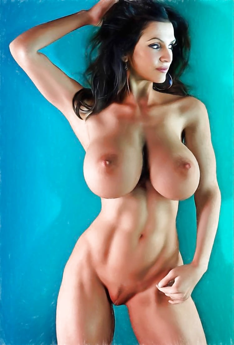 Denise Milani Nude Photos High Quality