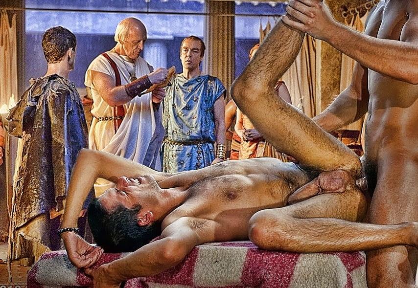 Roman todd's gay porn pics