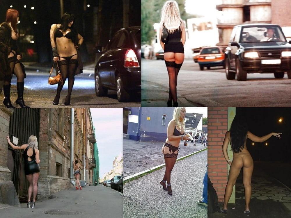Street hooker - 33 Pics