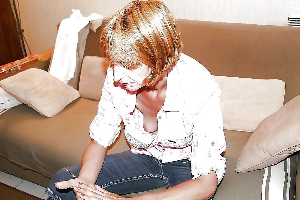 Upskirt down blouse anal — photo 13